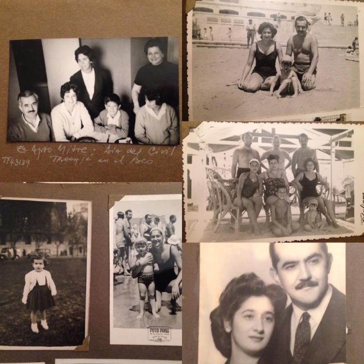 Fotos viejas de mi familia